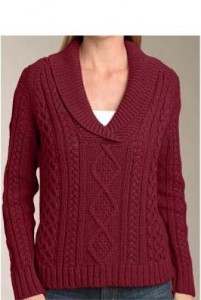 07.AFBD Ladies Sweater